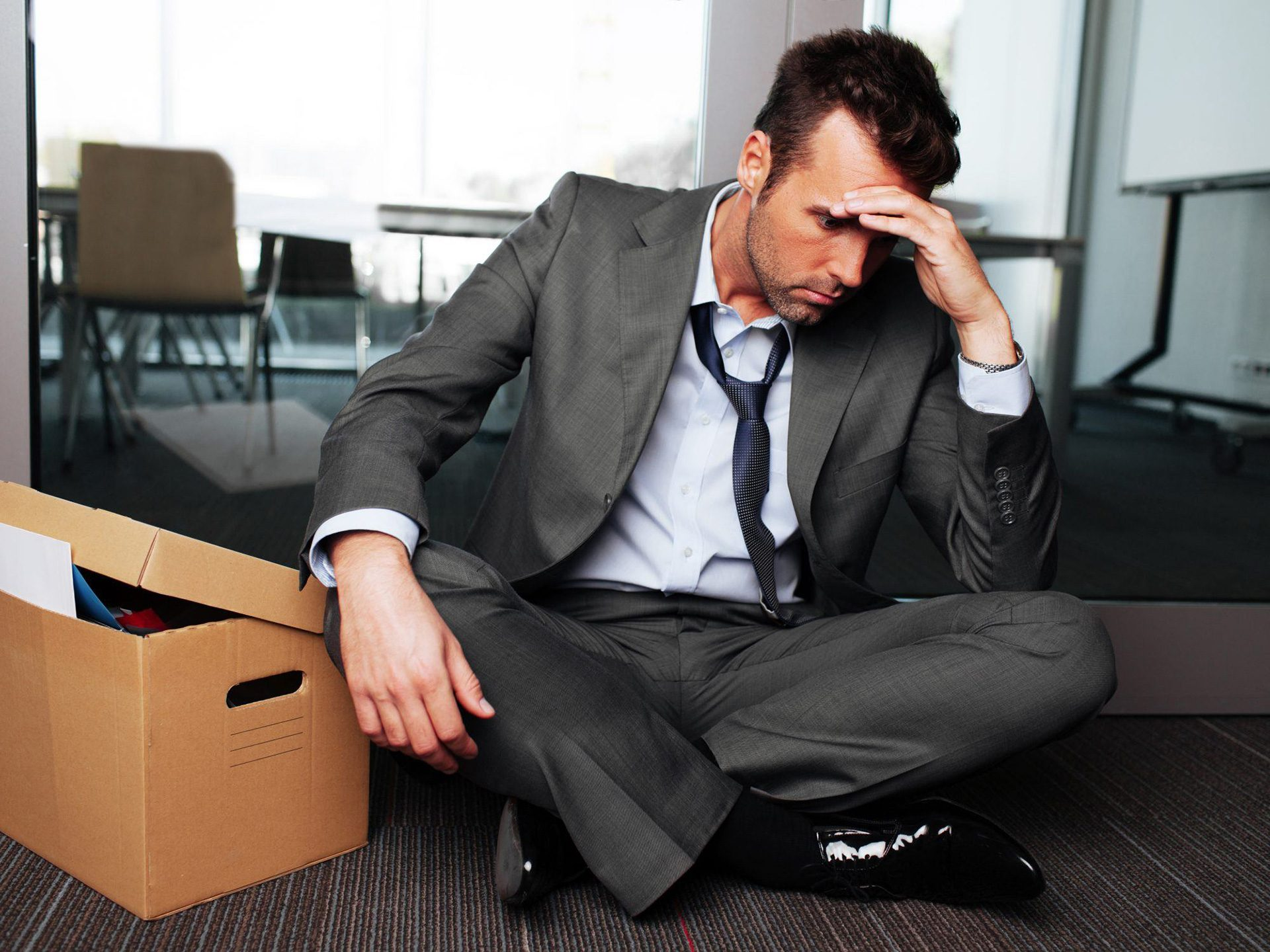 Slachtoffer van fraude en uw baan kwijt