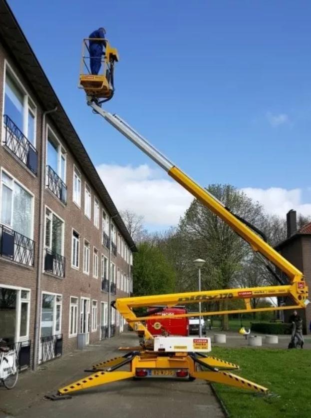 Onderzoek naar koolmonoxidevergiftiging in Bossche portiekwoning