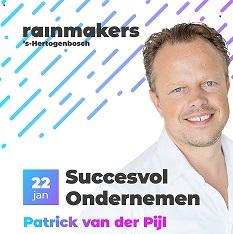 Aftermovie Rainmakers 22 januari 2020 met Patrick van der Pijl