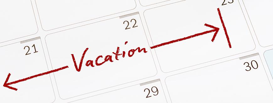 Vakantiedagen en vakantiegeld uitbetalen bij einde contract of ontslag